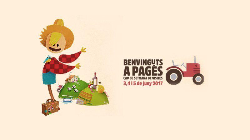 Benvinguts a PAGÈS 3-4-5 juny-2017